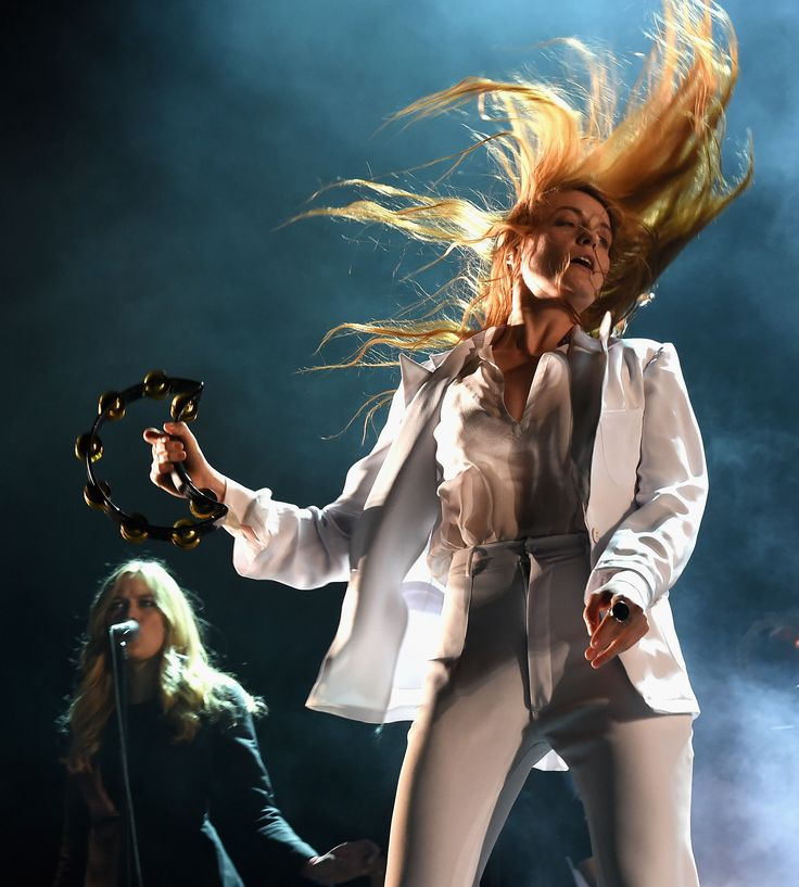 Florence and the Machine live