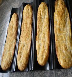 La cocina de ile: Pan de cristal casero - pa de vidre 1º Versión