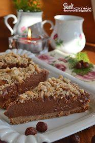 Barbi konyhája: Nutellás sajttorta sütés nélkül