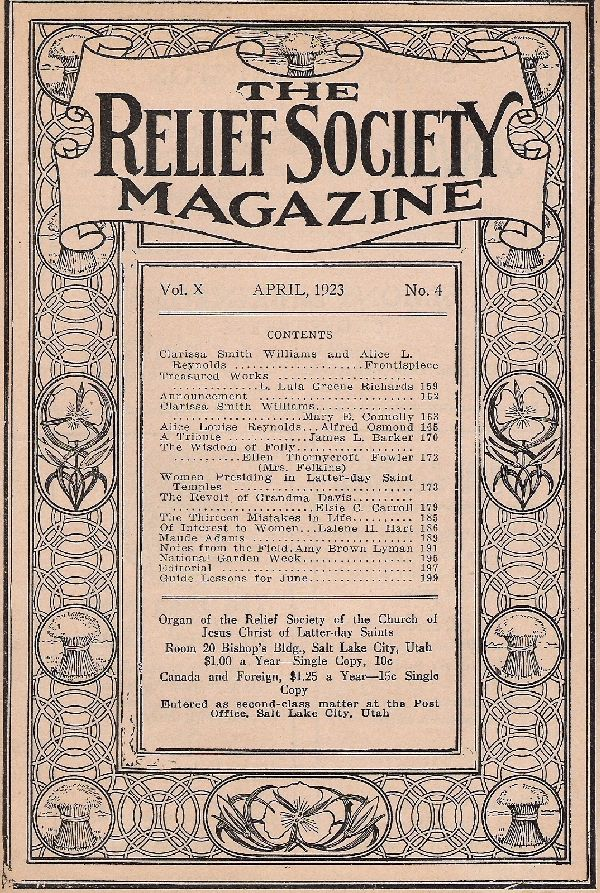 old relief society - invitation template?