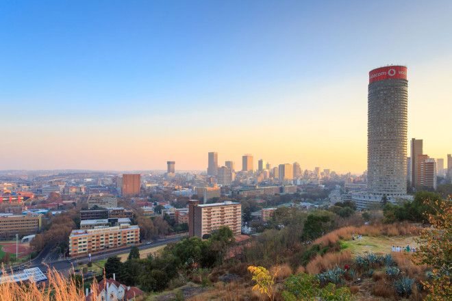 55. Johannesburg - World's Most Incredible Cities