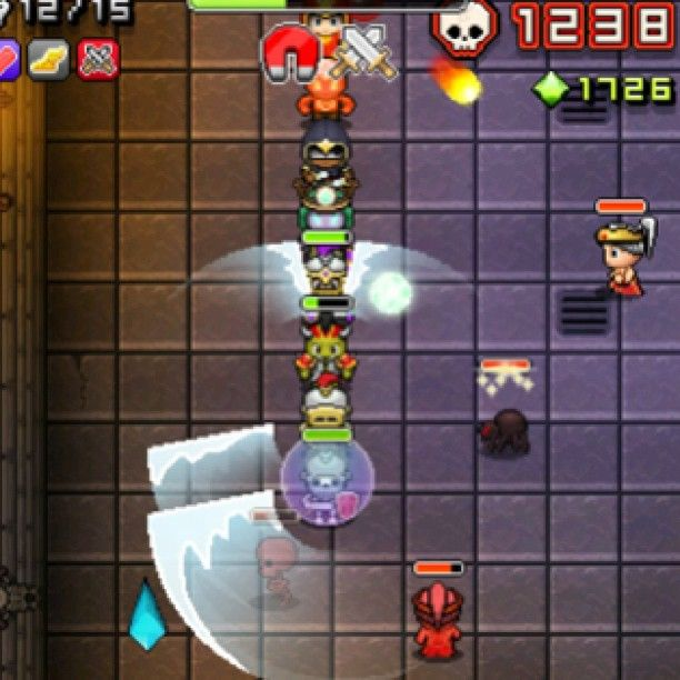 @apppipes photo: Nimble Quest - awesome old game Snake #ios