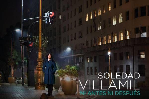 SOLEDAD VILLAMIL presenta su nuevo álbum NI ANTES NI DESPUÉS
