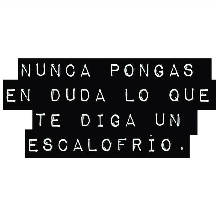 "977 Me gusta, 13 comentarios - Eva Peña (@despertar14) en Instagram: ""Nunca!"" #teamofrases"