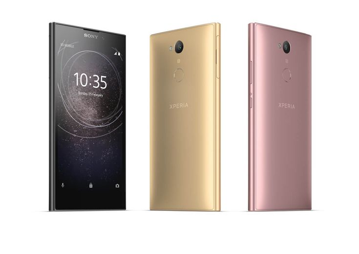 Sony's Newest Affordable Android Phone Is The Xperia L2 – CES 2018 #Android #Google #news