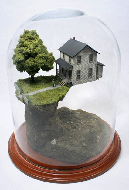 Thomas Doyle. Inspired by Small Worlds