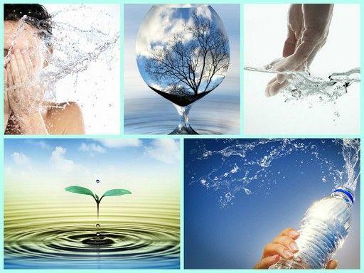 Живая и мертвая вода -живительная сила