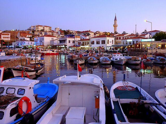 Bozcaada (Tenedos island), Canakkalé, Turkey by frans.sellies