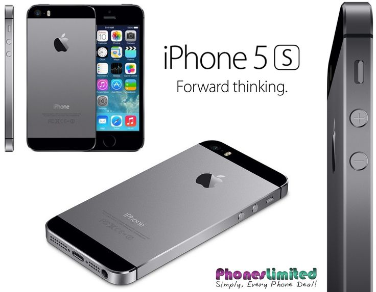 The Space Grey Apple iPhone 5S ..... Get the best deals ...