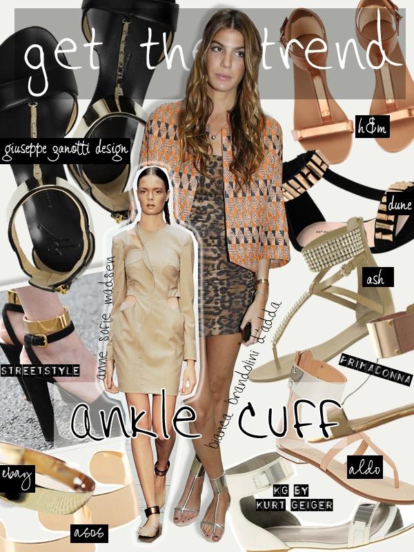 Ankle cuff trend!  --> http://tinyurl.com/csxrug5