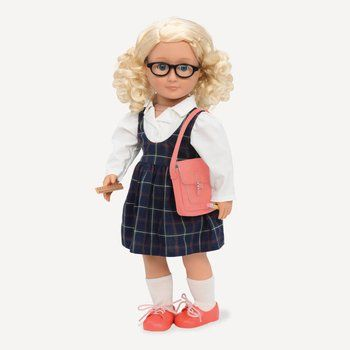 Our Generation Deluxe School Uniform Outfit