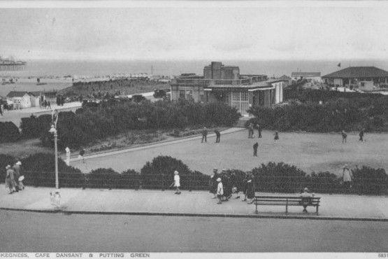 Skegness in 1920s