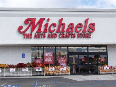 Michael's Crafts Store