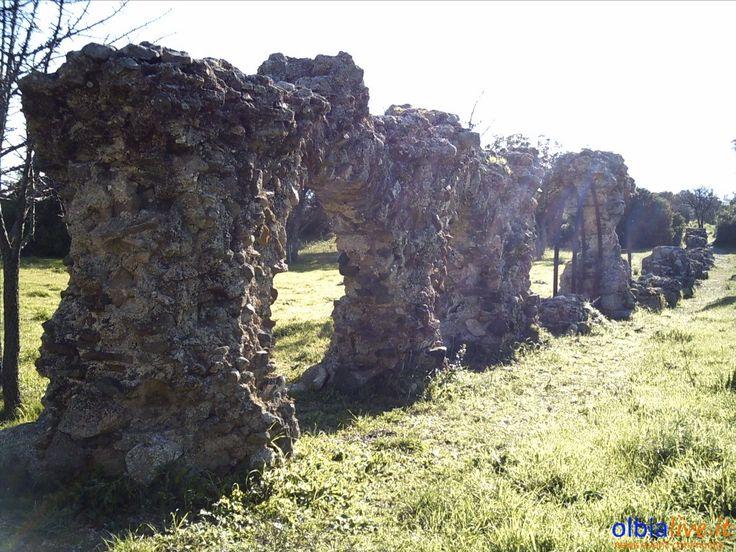 Olbia -Acquedotto romano di Cabu Abbas