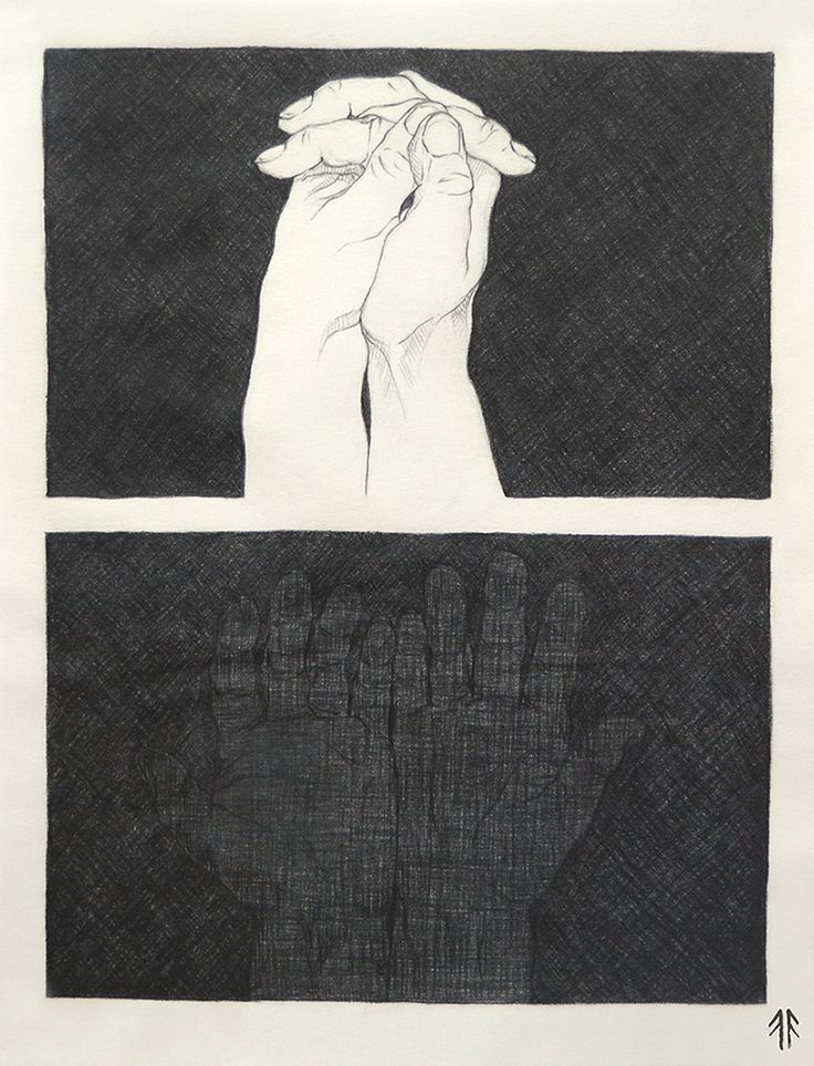 Everybody Hides Something (by Fikus), Pencil