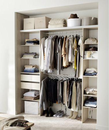17 best images about chambre on pinterest - Dressing le roy merlin ...