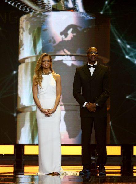 Kate Abdo Photos - Show -  2016 Laureus World Sports Awards - Berlin - Zimbio