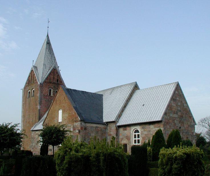 Skærbæk Kirke #skærbæk #kirke #kirchen #church #denmark #danmark #dänemark