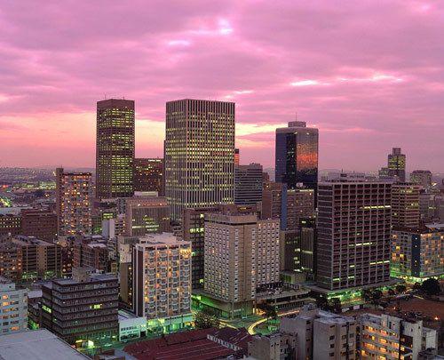 Johannesburg. South Africa