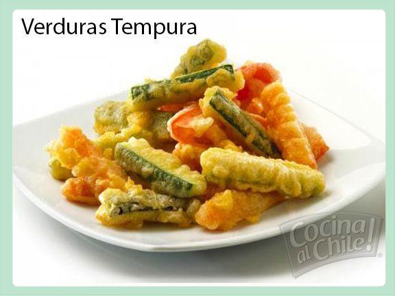 Una deliciosa forma de comer verduras.