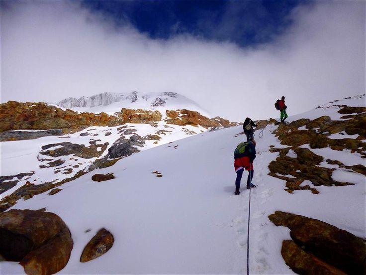 'Kumanday', en el Nevado del Ruíz, en Murillo (Tolima). COLOMBIA