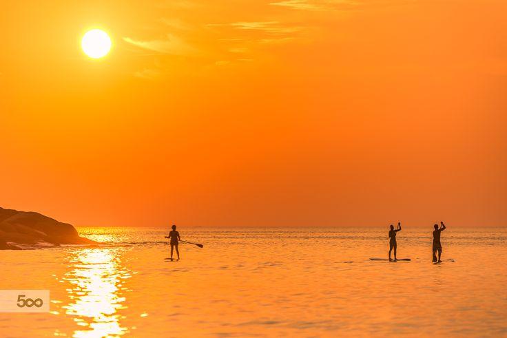 From Kata beach Thailand Jan.2015