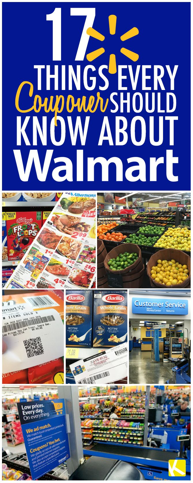 17 Walmart Couponing Hacks You Need to Know http://masscouponsubmitter.com