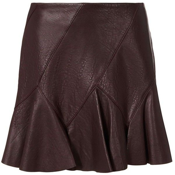Best 25  Pleated Leather Skirt ideas on Pinterest | Black pleated ...
