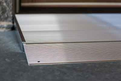 Portable Wheelchair Ramps for door threshold and single steps handicapped access ramps