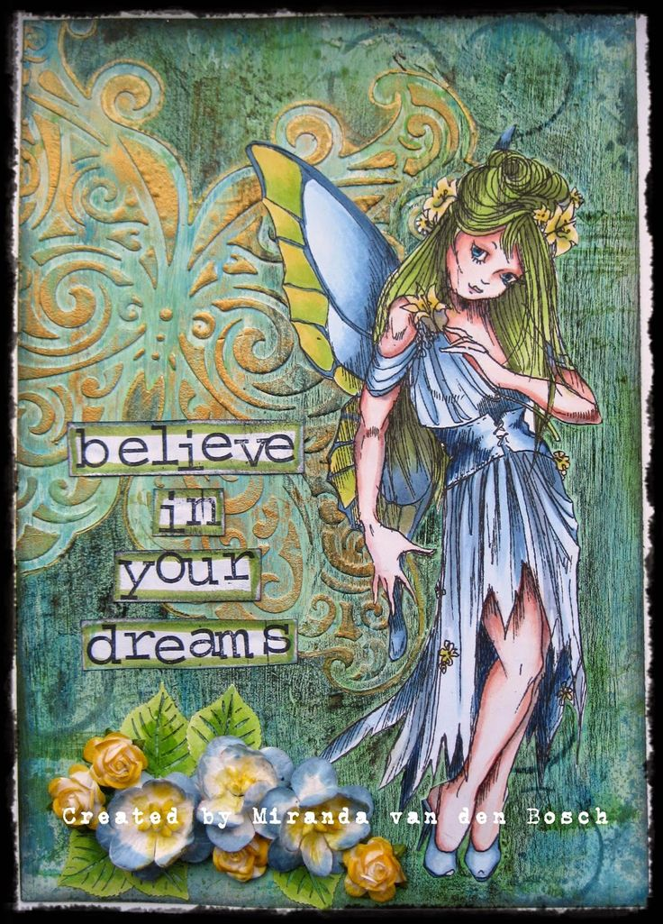 Copic Marker Europe: believe in your dreams