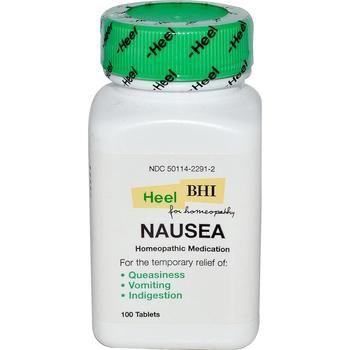 Bhi Nausea Relief (1x100 TAB)