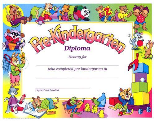 diplomas para kinder gratis - Buscar con Google