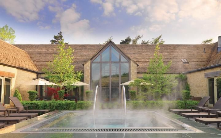 Top 10: best spa hotels in the south of England