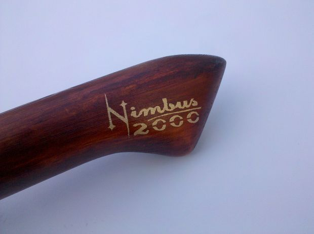 How to Make a Nimbus 2000