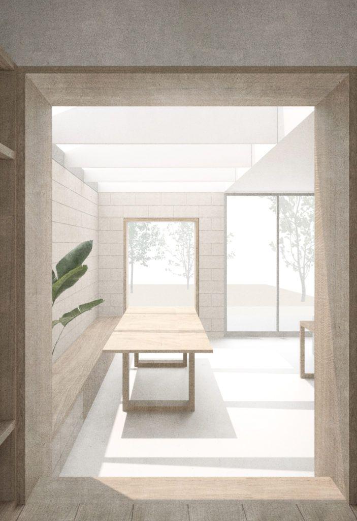 Private house, Peckham – Al Jawad Pike