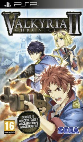 Valkyria Chronicles II 2 (PSP)