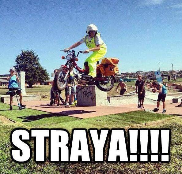 Straya Postie | Aussie memes | Pinterest
