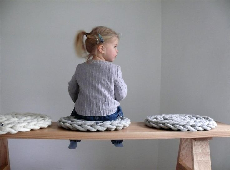 MONKA stands for #unique #handmade #homeaccessories of soft #purewool: #cushions, #poufs, #stools, #rugs