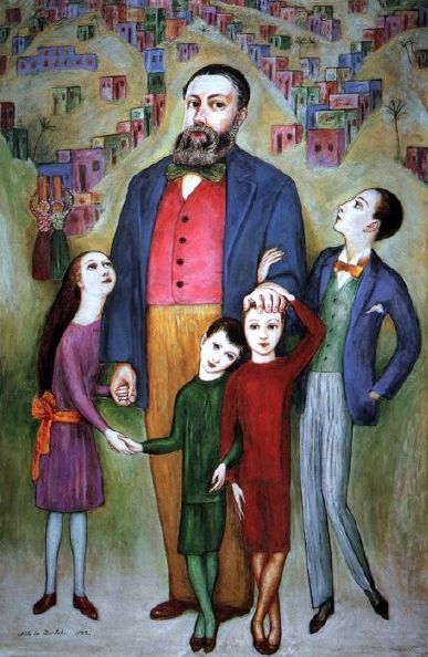 Far (father) - Nils Dardel