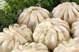 Самые вкусные рецепты: Хинкали