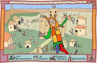 Blog de los niños: Juegos educativos sobre La Edad Media en España para niños