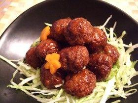 Japanese meat balls