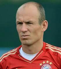 Arjen Robben, Netherlands #11, Midfield