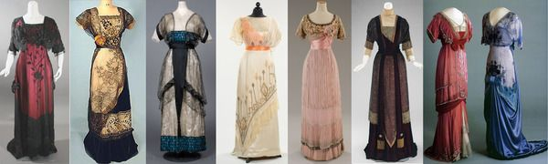 Hard to choose just one! LOVE edwardian fashions