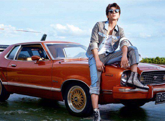 Hwang Chi Yeol is sizzling hot in 'Harper's Bazaar China'!   Koogle TV