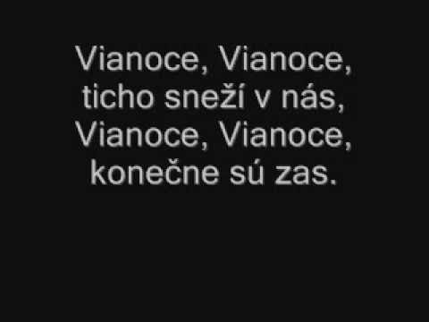 Vianoce Vianoce Peter Nagy - YouTube