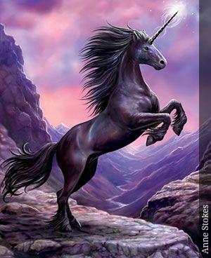 Unicornio - Seres Mitológicos y Fantásticos