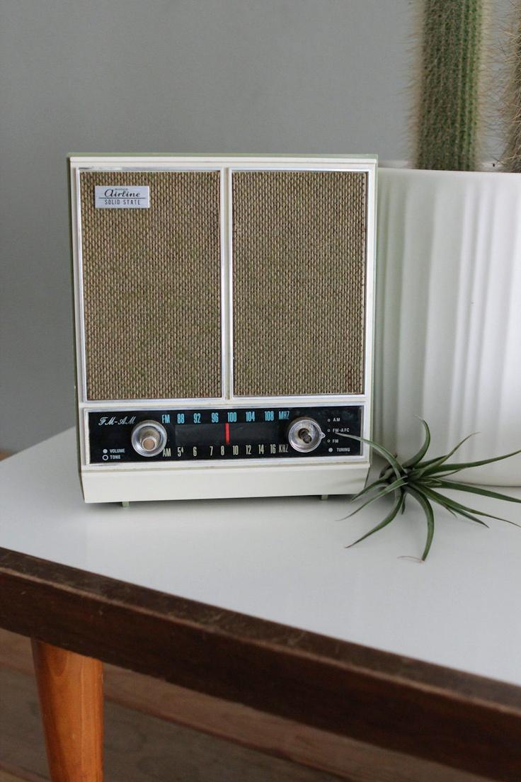 Think, vintage airway radio beacons all