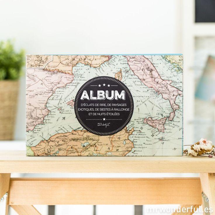 Album de voyage - Partons nous perdre quelque part (FR)