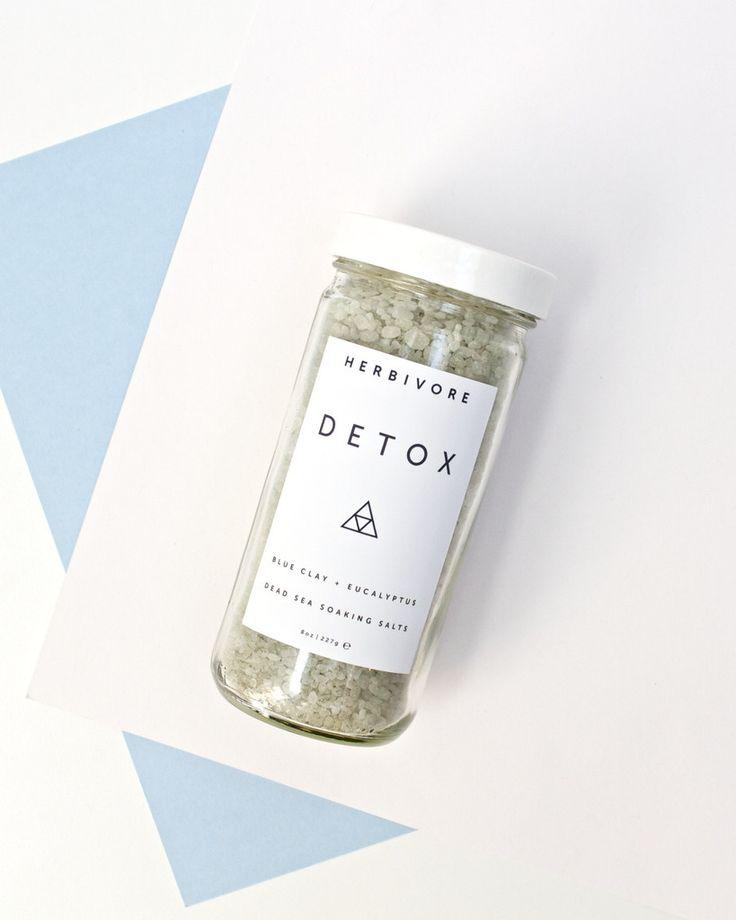Detox Dead Sea Bath Salts – Herbivore Botanicals $18